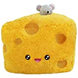 Squishable / Comfort Food Cheese Wedge Plush - 15'