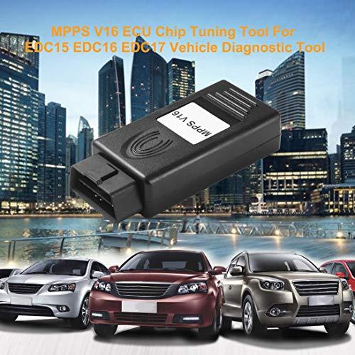 Preisvergleich Produktbild ToGames-DE Chip-abstimmendes Werkzeug MPPS V16 ECU für EDC15 EDC17 Fahrzeug-Diagnosewerkzeug EDC15