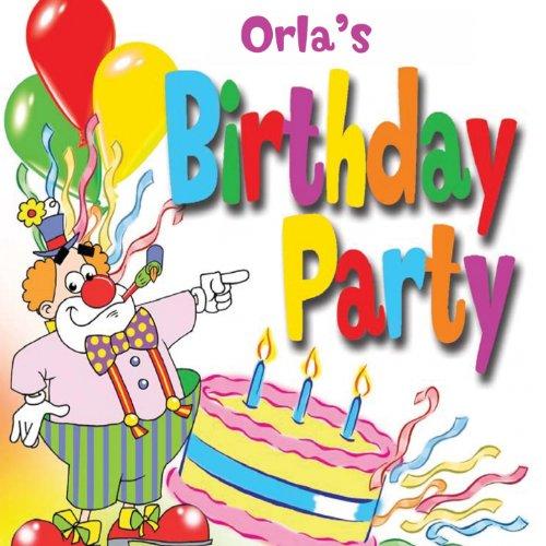 Happy Birthday Orla