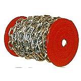 Cadenas Ciro 2Mm-Z-Bobina - Cadena ind 2mm bobina 108mt 10kg esl.recto cincado ciro 10 k