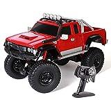 Kikioo Gigante de 52cm de todo terreno 4WD tres motores teledirigido recargable Camión todo terreno ...