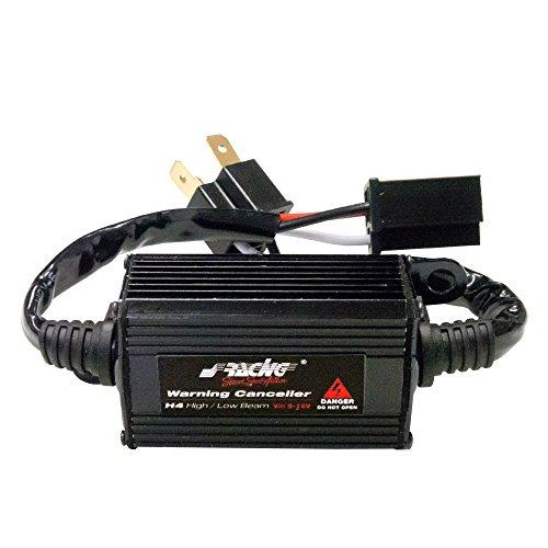Simoni Racing RES2 varningskräfta specifikt för nya hög-låg stråle slim Xenon-kit