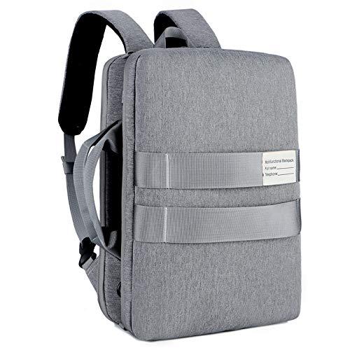 HOSD17.3 inch Laptop Bag Backpack Three-Purpose Multi-Function Backpack