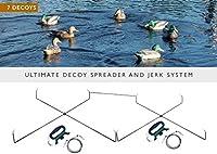 Motion Ducks Ultimate Decoy スプレッダーとジャークシステム