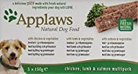Contains 58 percent protein-rich meat Ideal for dog's metabolism 100 Percent grain free and natural Low in carbohydrate