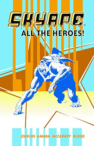Sky Ape: All The Heroes