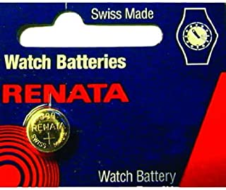 Renata 387S Silver Oxide Watch Battery