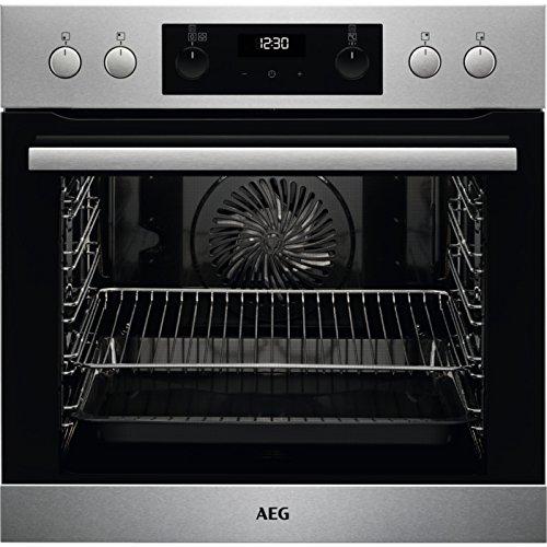 AEG 940321349 Backofen (Elektro/Einbau)/A+/11300 W/71 L/SteamBake/MaxiKlasse/Edelstahl
