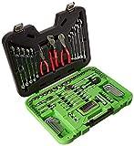 OEMTOOLS 23984 121 Piece Mechanic's Tool Set, Mechanic Tool Set Automotive, Tools Set Mechanic, Vehicle Tool Kit Set, Auto Tool Set, Portable Tool Set