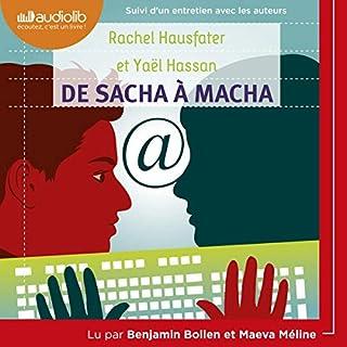 Page de couverture de De Sacha à Macha