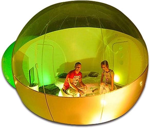 Tente Gonflable Camping en Plein Air Maison Bulle 5 MèTres