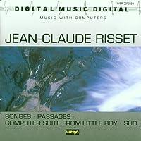 Risset. Songs Passage Computer Suite: Little Boy by JEAN-CLAUDE RISSET