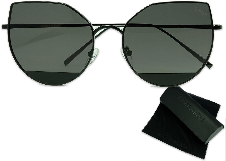Alondra Kolt The Alina Cat Eye Sunglasses
