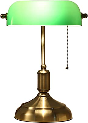 20 Best Bankers Lamps for a Retro Style