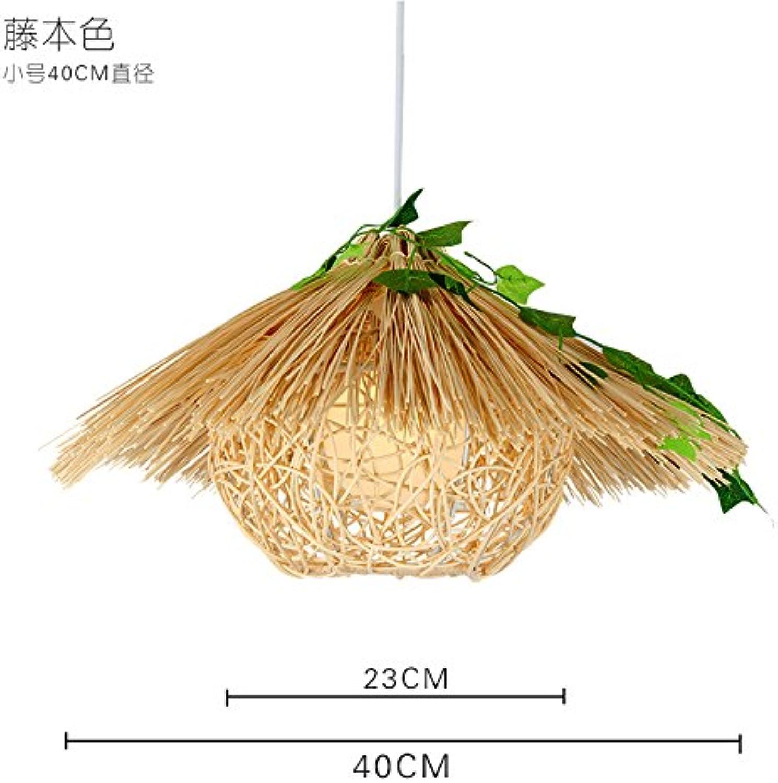 LuckyLibre Pendentif mode moderne de création d'éclairage Lampe Lustre Chambre Salon Cuisine,3 Petite chambre en rougein