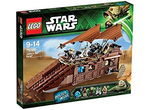 LEGO 75020 - Star Wars Jabba's Sail Barge