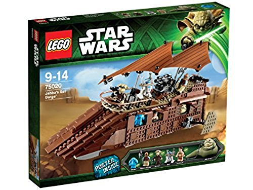 LEGO Star Wars 75020 - Jabba's Sail Barge