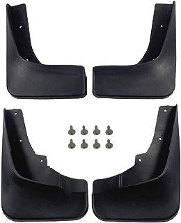 L&U 4Pcs Set vorne und hinten Schmutzfänger Spritzschutz Klappe für Ford Focus Mk3 Schrägheck Modelle 2012 2016