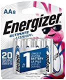 Energizer AA Lithium Batteries, World's Longest Lasting Double A...