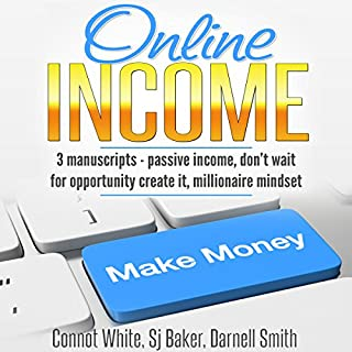 Online Income: 3 Manuscripts cover art