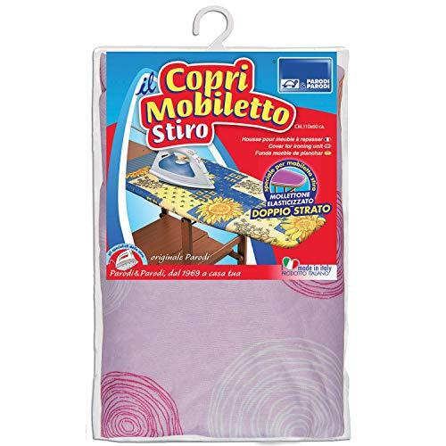 Parodi&Parodi Stiro Copriasse Copri Mobiletto, Cotone, 23x30x4 cm