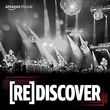 REDISCOVER Pearl Jam Live