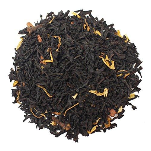 The Tea Farm - Pumpkin Spiced Black Holiday Tea - Loose Leaf Black Tea (2 Ounce Bag)