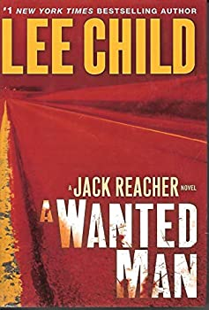 Hardcover A Wanted Man [Large Print] Book