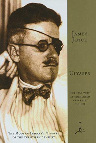 Ulysses (Modern Library 100 Best Novels)