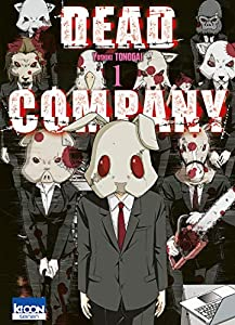 Dead Company Edition simple Tome 1