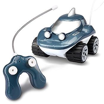 Kid Galaxy Amphibious RC Car Morphibians Shark All Terrain Remote Control Toy 49 MHz