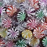 Assorted Fruit Starlight Mints Candy 5LB Bag