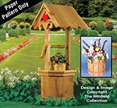 Decorative Wishing Well and Pail Patterns