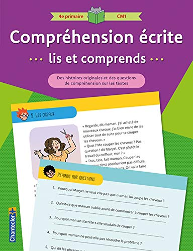 Compréhension écrite 4e primaire CM1