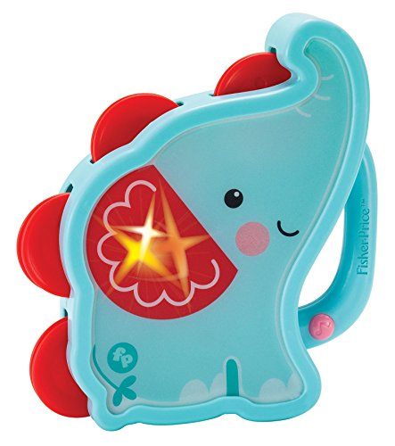 Fisher-Price Premier Tambourin, Jouet +2 Ans (Reig KFP2132)