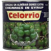 Celorrio 20 - 20032 Cerezas Verdes Almibar Extra Lata - 3 kg