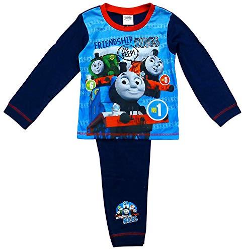 GetWivvit Jungen Thomas die Kleine Lokomotive Percy James Freundschaft Pyjama...