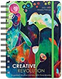 Creative Revolution 2021 - 2022 On-the-Go Weekly Planner: 17-Month Calendar with Pocket (Aug 2021 - Dec 2022, 5' x 7' closed)