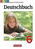 Deutschbuch 6. Schuljahr. Schülerbuch Gymnasium Niedersachsen