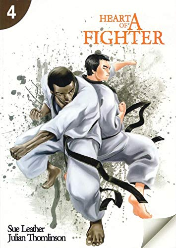 Heart of a Fighter (Page Turners Reading Library, Level 4)の詳細を見る