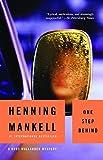One Step Behind (Kurt Wallander Series)