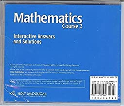 Best holt mcdougal mathematics course 2 answers Reviews
