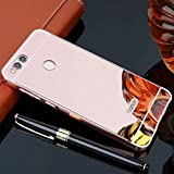 OPPO N3 N5207 Mirror Case, Shiny Awesome Make-up Mirror