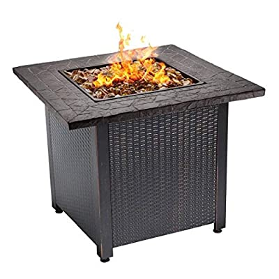 Endless Summer LP Gas Table Outdoor Fire Pit