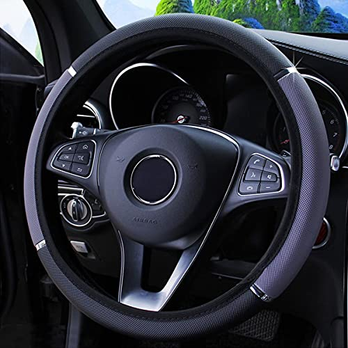 Car Steering Wheel Cover, Non-Slip, Elastic, Steering Wheel Cover for...