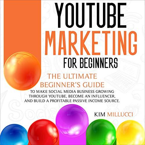 YouTube Marketing for Beginners cover art