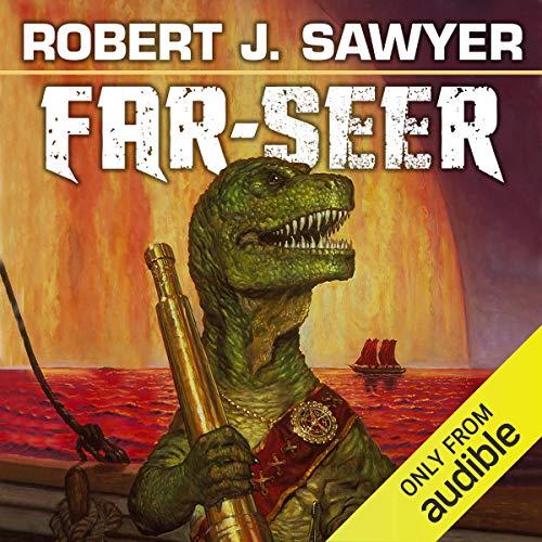 Far-Seer audiobook cover art