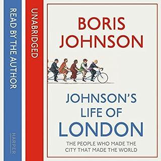 Johnson's Life of London cover art
