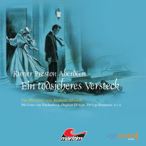 Ein todsicheres Versteck audiobook cover art