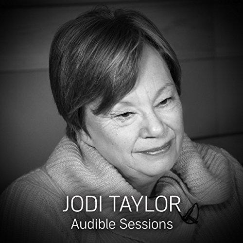 Jodi Taylor — November 2016 audiobook cover art